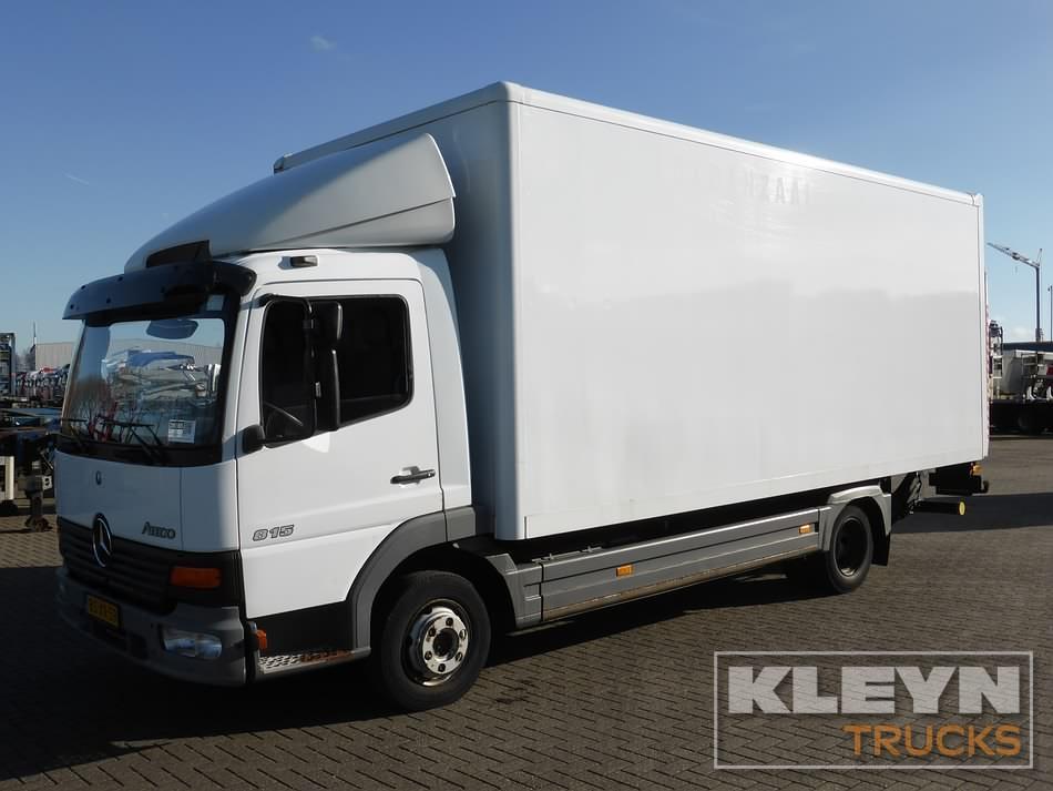 mercedes benz atego 815 kleyn trucks rh kleyntrucks com Artisan Atego New Atego