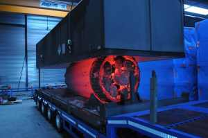 CCH - HOT STEEL TRANSPORT
