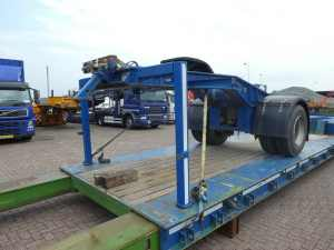 NOOTEBOOM - 1 AXLE DOLLY