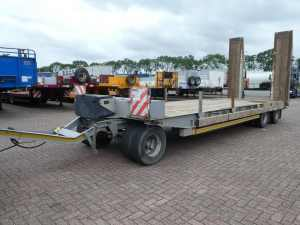 GHEYSEN VERPOORT - 3 AXLES FULL STEEL