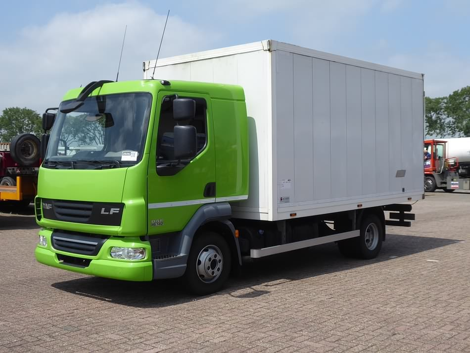 DAF LF 45 140 7 49T AIRCO 1X BED