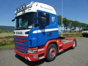 SCANIA - G420