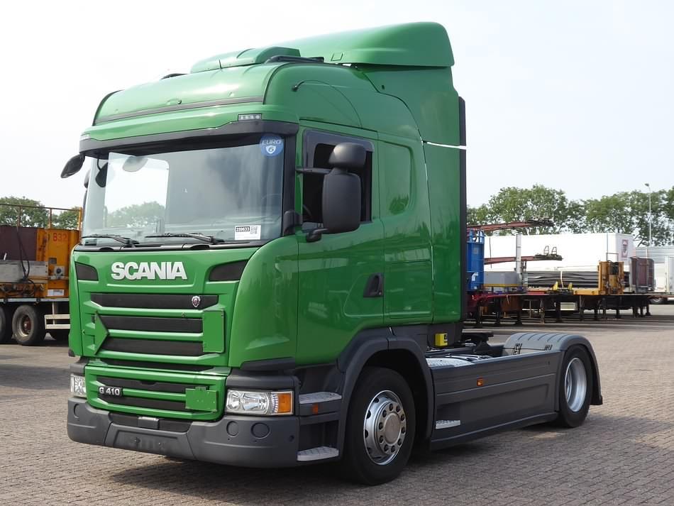 SCANIA G410 - Kleyn Trucks