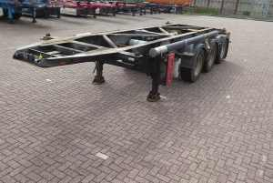 VAN HOOL - 20FT TANK SLIDER