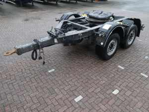 SCHMITZ - DOLLY 2 AXLES