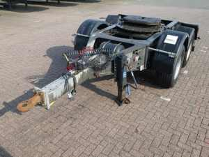 SYSTEM TRAILERS - DOLLY 2 AXLES BPW