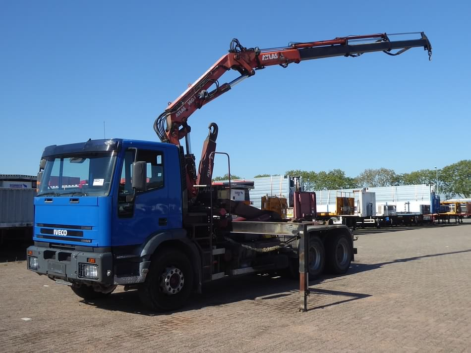 IVECO EUROTRAKKER 380 - Kleyn Trucks