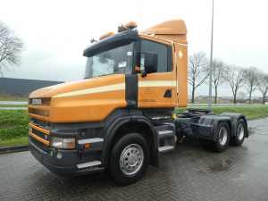 SCANIA - T500