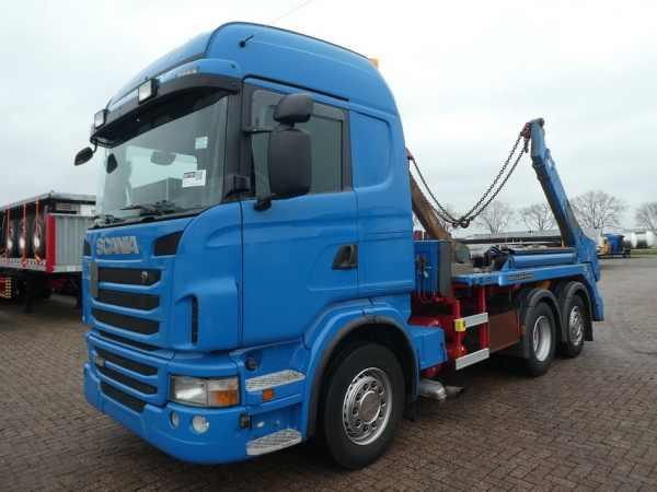 SCANIA G440 - Kleyn Trucks