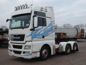 M.A.N. - 28.540 TGX