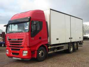 IVECO - AS260S50 STRALIS