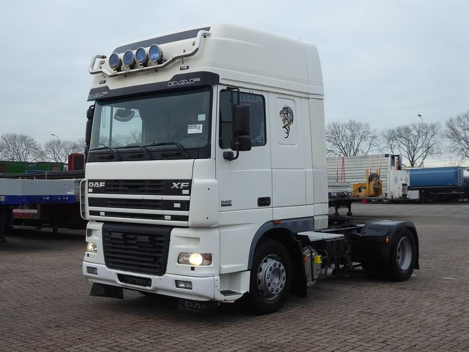 DAF XF 95 430 - Kleyn Trucks