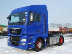 M.A.N. - 18.480 TGX