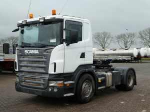 SCANIA - R420