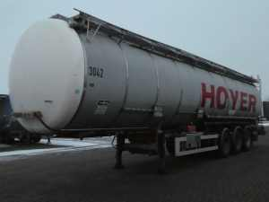 VAN HOOL - CHEMICAL 55.000 LTR