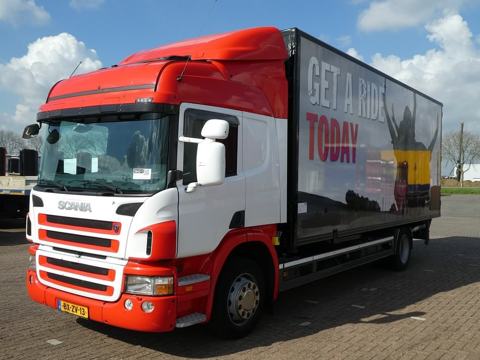 SCANIA P280 - Kleyn Trucks