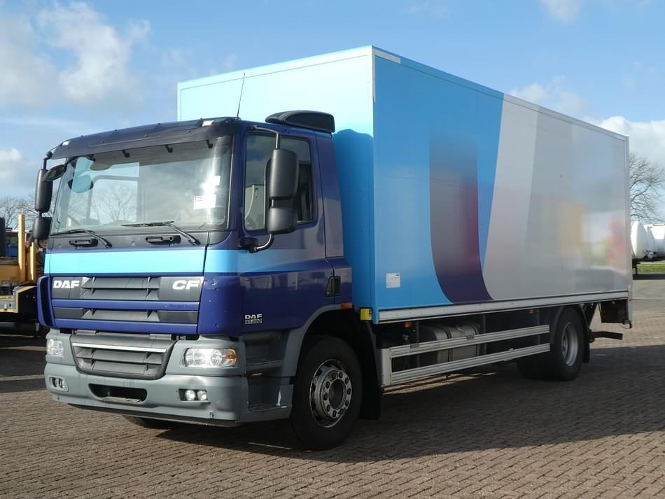 DAF CF 65 220 - Kleyn Trucks