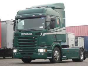 SCANIA - G490