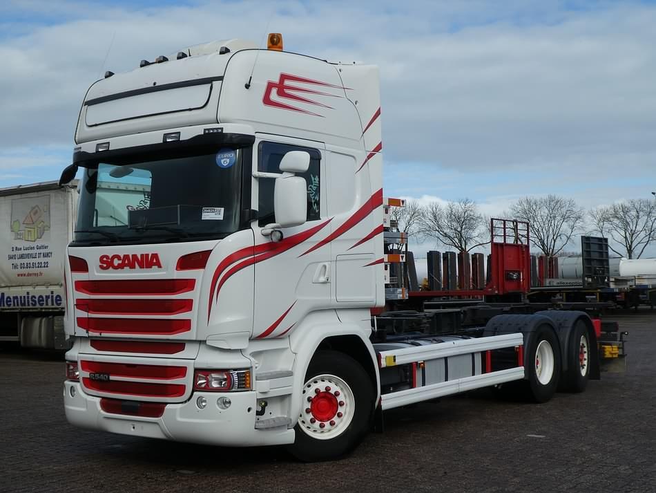 SCANIA R450 - Kleyn Trucks