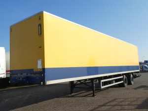 KROMHOUT - CLOSED BOX