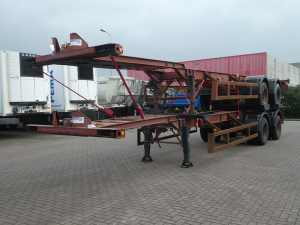 ACKERMANN FRUEHAUF - 40 FT DOUBLE TYRES