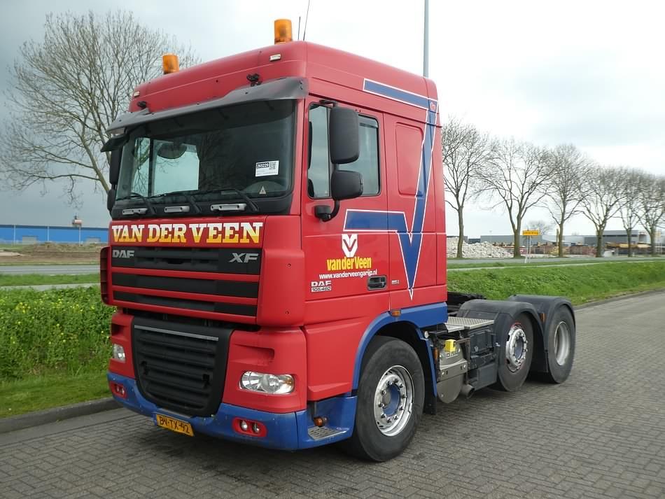 DAF XF 105 460 - Kleyn Trucks