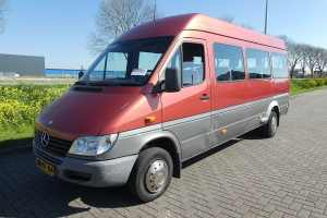 MERCEDES-BENZ - SPRINTER 413 CDI
