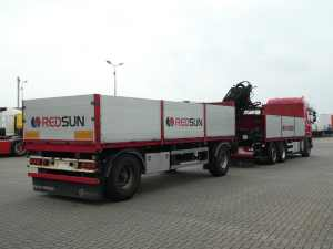 SYSTEM TRAILERS - 20 TON COMBI