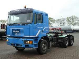 M.A.N. - 26.464 F2000