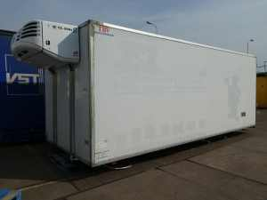 TBV EUROTRAILER - TKROL SIDE + BACKDOO