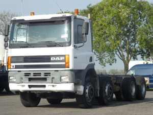 DAF - CF 85.340