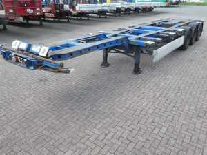 KRONE - SD 20-30-40-45 FT