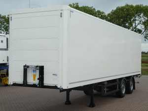 KLEYN TRAILERS - TFSH18TR CITY 2 AS