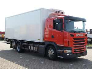 Search in the large stock of: SCANIA, Truck  - Kleyn Trucks