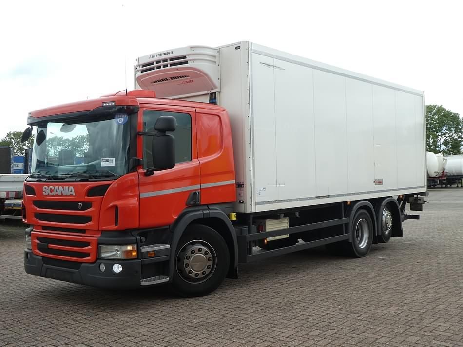 SCANIA P410 - Kleyn Trucks