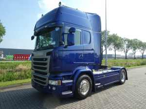 SCANIA - R490