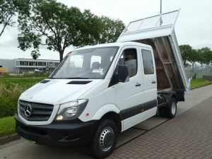 MERCEDES-BENZ - SPRINTER 513 CDI