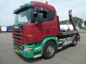 SCANIA - P114.380