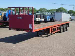 NOOTEBOOM - EXTENDABLE 21 MTR