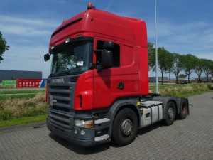 SCANIA - R500