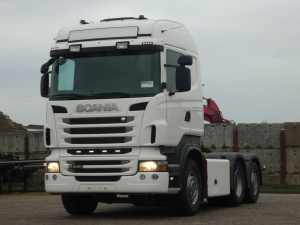 Search in the large stock of: SCANIA, R440  - Kleyn Trucks