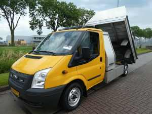 FORD - TRANSIT 300 TIPPER A