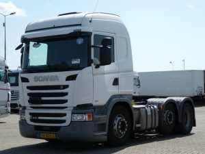 SCANIA - G410