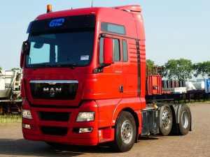 M.A.N. - 26.480 TGX
