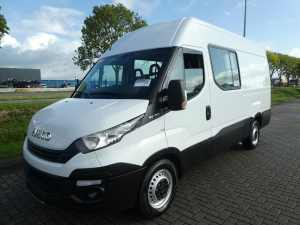 IVECO - DAILY 35 S 120 DCAB.