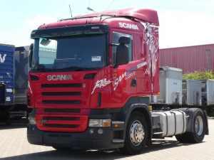 SCANIA - R380
