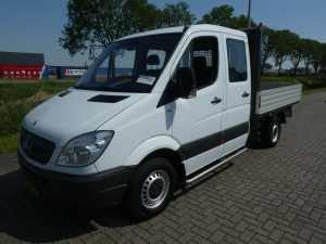 MERCEDES-BENZ - SPRINTER 313 CDI DC
