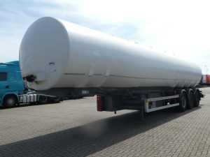 Search in the large stock of: Semi-trailer, Tank  - Kleyn Trucks