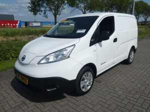 NISSAN - NV200 ELECTRIC