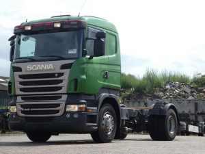 SCANIA - R440